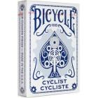 карты для покера Bicycle Cyclist (синие)