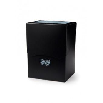 Коробочка Dragon Shield (пластиковая, на 80+ карт): чёрная