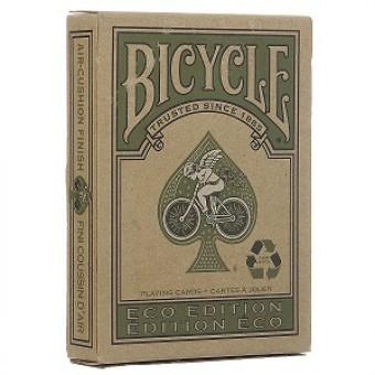 карты для покера Bicycle Eco Edition
