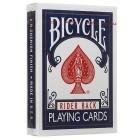 карты для покера Bicycle Rider Back (синие)