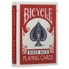 карты для покера Bicycle Rider Back (красные)