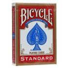 карты для покера Bicycle standard (красные)