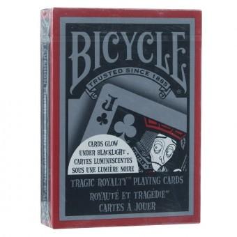карты для покера Bicycle Tragic Royalty