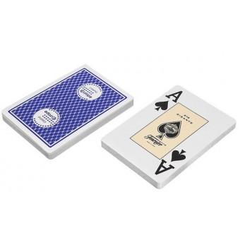 карты для покера Fournier 818 Monaco GRAND PRIX (синие)