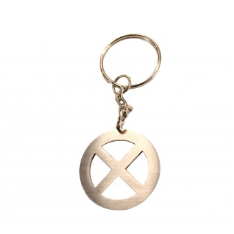 брелок металлический Люди Икс