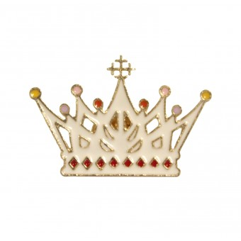 пин Белая корона