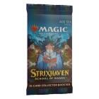 MTG. 2021. Стриксхейвен: Школа Магов / Strixhaven: School of Mages. Коллекционный бустер на английском языке