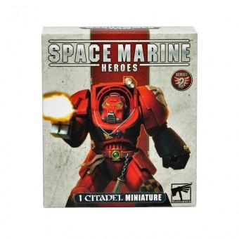 бустер Warhammer Герои Космического Десанта / Space Marine Heroes 2019