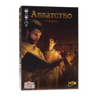 настольная игра Аббатство / Biblios