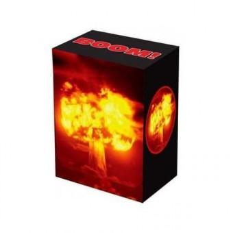 Коробочка Legion Boom Deckbox (пластиковая, на 80+ карт)