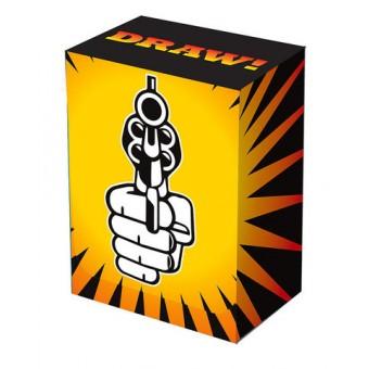 Коробочка Legion Draw Deck Box (пластиковая, на 80+ карт)