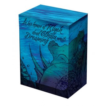 Коробочка Legion Kraken Deckbox (пластиковая, на 80+ карт)
