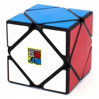 Головоломка Скьюб MoYu Skewb Cubing Classroom (цвета в ассортименте)
