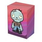 Коробочка Legion Zombie Hugs Deckbox (пластиковая, на 80+ карт)