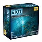 настольная игра Exit Квест. Затонувшие сокровища