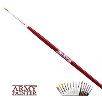 Кисть Army Painter для базовой покраски / Hobby Brush. Basecoating