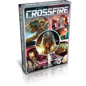 настольная игра Перекрёстный огонь / Crossfire