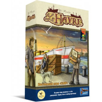 настольная игра Гавр / Le Havre