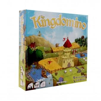 настольная игра Лоскутное Королевство / Kingdomino