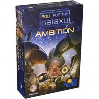 настольная игра Кубарем по галактике. Дополнение: Амбиции