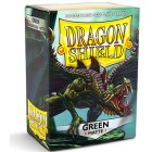 Протекторы Dragon Shield (66 х 91 мм., 100 шт.): Green / Зеленые матовые