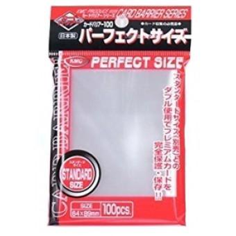 Протекторы KMC: Perfect Size (64 х 89 мм., 100 шт.)