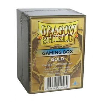 Коробочка Dragon Shield Золотая