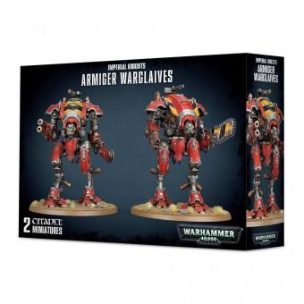 Imperial Knights Armiger Warglaives / Имперские Рыцари: Армиджерские Боевые Копья