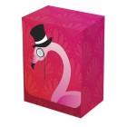Коробочка Legion Flamingo Deck Box (пластиковая, на 80+ карт)