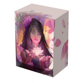 Коробочка Legion Lotus Deck Box (пластиковая, на 80+ карт)