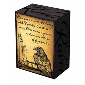 Коробочка Legion Raven Deck Box (пластиковая, на 80+ карт)