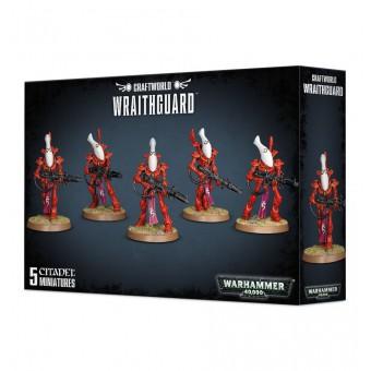 Craftworlds Wraithguard / Призрачная Стража Создателей Миров
