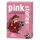 настольная игра Темные Истории Джуниор. Розовые Истории / Black Stories Junior. Pink Stories