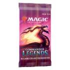 MTG. 2021. Commander Legends. Коллекционный бустер на английском языке