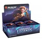 MTG. 2021. Commander Legends. Дисплей из 24 драфт-бустеров на английском языке