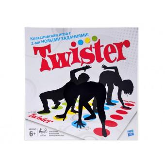 настольная игра Твистер / Twister (Hasbro)