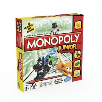 настольная игра Детская Монополия / Monopoly Junior