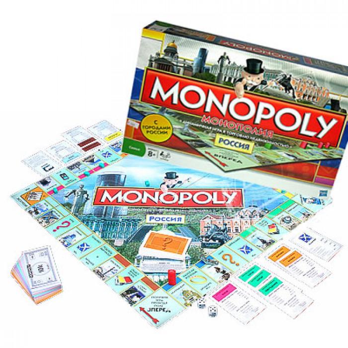 правила настольной игра монополия