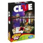 настольная игра Клюедо / Cluedo Компактная / Дорожная (новая версия)