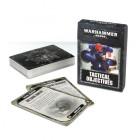 Warhammer 40000 Tactical Objective Cards / Карточки тактических задач на англ. языке (8-я редакция)