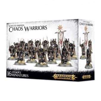 Chaos Warriors / Воины Хаоса