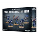 Space Marine Devastator Squad / Отряд Опустошителей Космодесанта (2015)