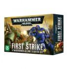 Warhammer 40000: Стартовый набор First Strike / Первый удар на англ. языке (8-я редакция)