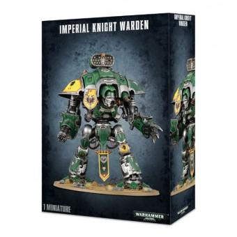"Imperial Knight Warden / Имперский Рыцарь ""Страж"""