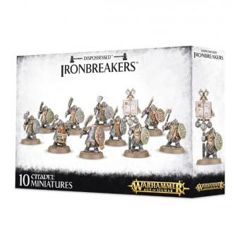 Dispossessed Ironbreakers / Обездоленные Железоломатели