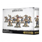 Stormcast Eternals Liberators / Освободители Вечного Шторма