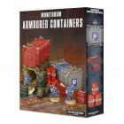 Munitorium Armoured Containers / Бронированные контейнеры Муниториума