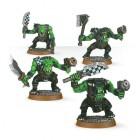 Ork Boyz / Орки-бойцы (малый набор)