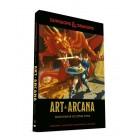 артбук Dungeons & Dragons. Art & Arcana. Визуальная история игры