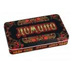 настольная игра Русское Домино в жестяной коробке